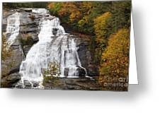 High Falls In The Dupont State Forest Greeting Card