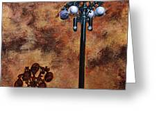 High Lights And Shadows Greeting Card