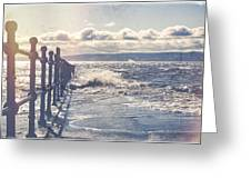 High Tide Greeting Card
