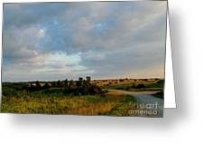 High Valley View 2 0f 2 Greeting Card