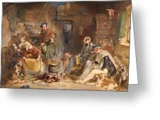 Highland Hospitality Greeting Card