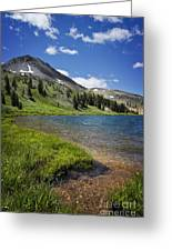 Highland Lakes Greeting Card