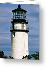 Highland Light Sentinel To The Sea   Greeting Card