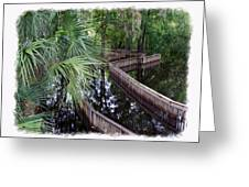 Highwater Reflection Greeting Card