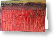 Highway Series - Cranberry Bog Greeting Card