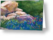 Hill Country 2 Greeting Card