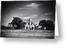Hill Country Homestead Greeting Card