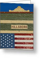 Hillsboro Village Nashville Greeting Card