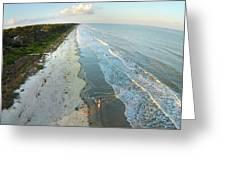 Hilton Head Island Beach Greeting Card