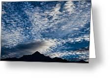 Himalayan Skies Greeting Card
