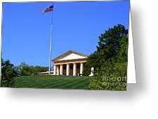 Historic Arlington House Greeting Card