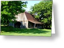 Historic Barn Greeting Card