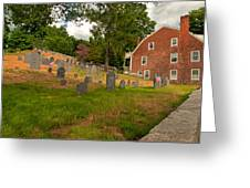 Historic Concord Greeting Card