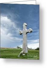 Historic Cross Greeting Card