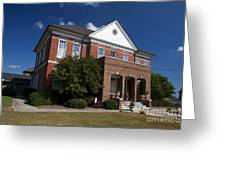 Historic Currituck Courthouse Greeting Card