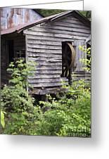 Historic Mill Greeting Card