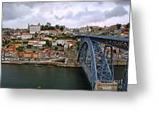 Historic Porto Greeting Card