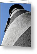 Historic St Augustine Lighthouse Greeting Card by Christine Till