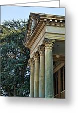 Historical Athens Alabama Courthouse Greeting Card