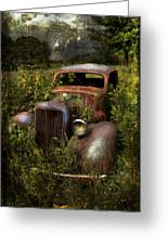 Historical Journey Greeting Card