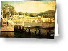 Historical Waters Greeting Card