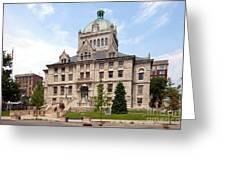 History Center Lexington Kentucky Greeting Card