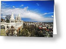 History Of Budapest Greeting Card