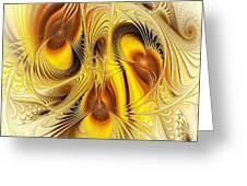 Hive Mind Greeting Card