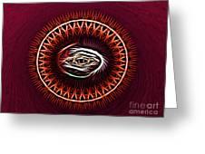 Hj-eye Greeting Card