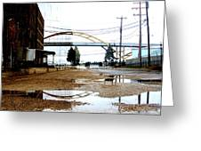 Hoan And Warehouse 2 Greeting Card