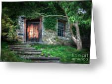 Hobbit House Greeting Card
