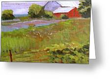 Hobbs Farm Greeting Card