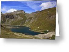 Hohe Tauern National Park Austria  Greeting Card