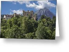 Hohenschwangau Greeting Card
