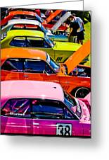 Holden Colors Greeting Card by Phil 'motography' Clark
