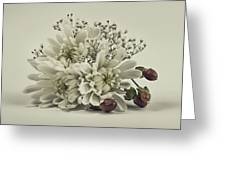 Holiday Boquet Greeting Card