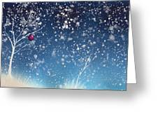 Holiday Card 24 Greeting Card