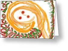 Holiday Depression Greeting Card