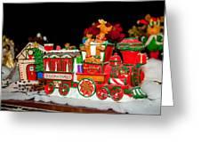 Holiday Express Greeting Card