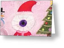 Holiday Eye Greeting Card