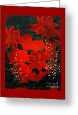Holiday Pedals Greeting Card