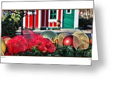 Holiday Reflections Greeting Card