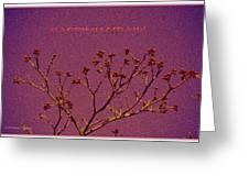Holiday Season Greeting Card