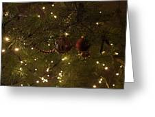 Holiday Sparkle Greeting Card