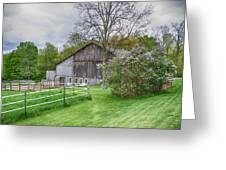 Holland Barn Greeting Card