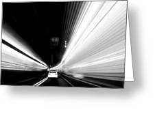 Holland Tunnel - Image 1696-01 Greeting Card
