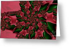 Holly Daze Greeting Card