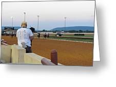 Hollywood Casino At Charles Town Races - 12128 Greeting Card