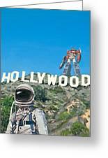 Hollywood Prime Greeting Card