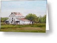 Holt Barn Greeting Card